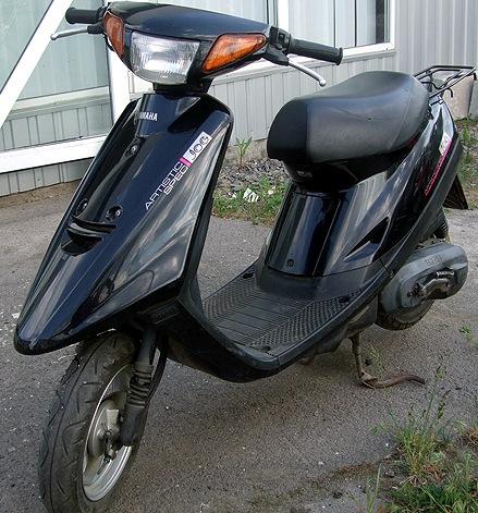 Yamaha-Jog